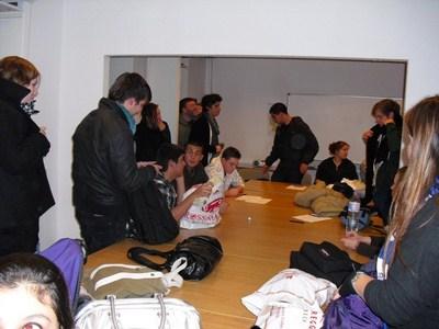 Schülergruppe Lübeck AIM