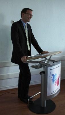 Dr. Pletzing von der Europäischen Akademie