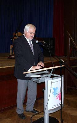 Ministerpräsident Peter Harry Carstensen