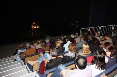 Im Theater im Werftpark