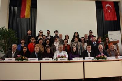 TGD Geschäftsführender-, Gesamtvorstand und Prüfungsausschuss