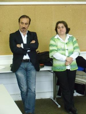 Dr. Ali Kaya, Emine Bitek