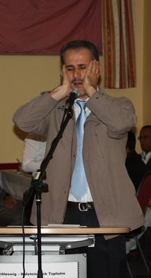 Osman Özkan, Iftar