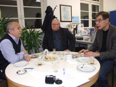 Dr. Cebel Küçükkaraca, Uwe Döring, Uwe Rath