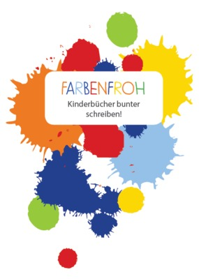 Logo des Projektes Farbenfroh