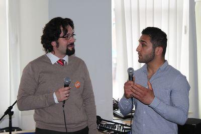 samo.fa Aktionstag_Gesprächskreis