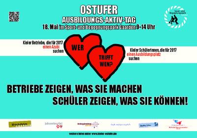OSTUFER-Ausbildungs-Aktiv-Tag Messe 2017