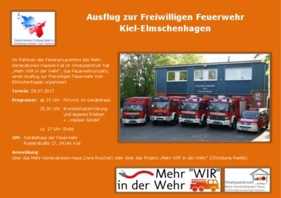 Ausflug FF Elmschenhagen