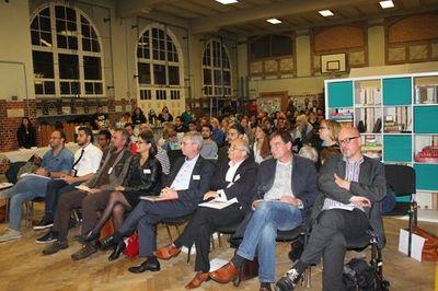 samo.fa Dialogkonferenz Publikum