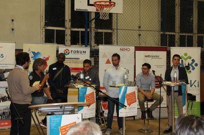 samo.fa Dialogkonferenz Gesprächskreis