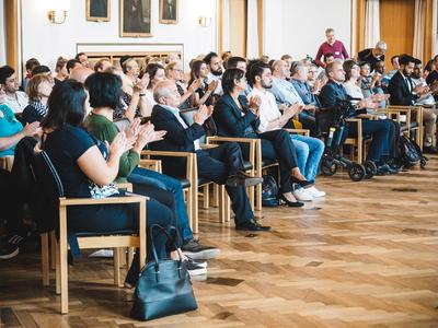 samo.fa Dialogkonferenz 2018 Publikum