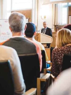 samo.fa Dialogkonferenz 2018 Geerdts
