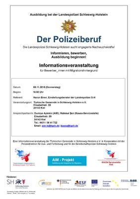 Polizeiberuf Kiel