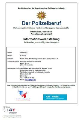 Veranstaltung-Polizeiberuf NMS