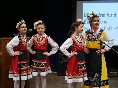 Gesagsbeitrag der Bulgarischen Gemeinschaft