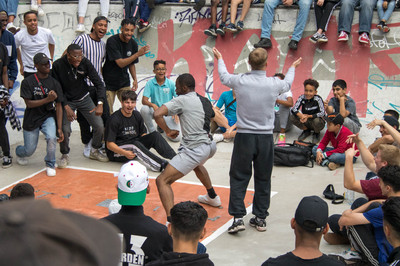 Beatz im Park Dancebattle 3