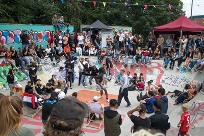 Beatz im Park Dancebattle 4